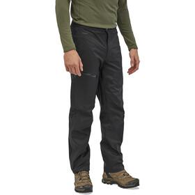 Patagonia Rainshadow Pantalones 3 Capas Hombre, black